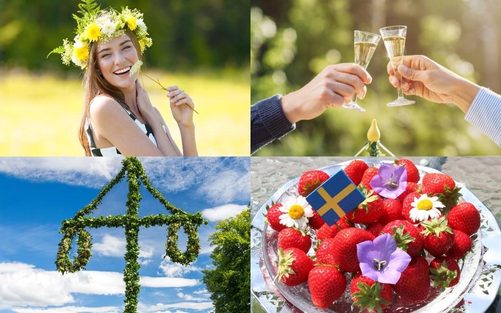 Midsommar - Sverige